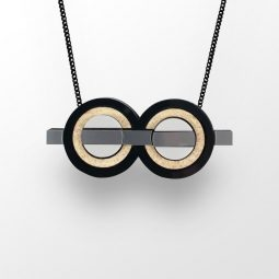 SUI_jewellery_necklace deux cercle3_kora collection